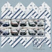 Family Album 2014: Snow Day RIGHT