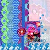 Paxtyn Disney Album 2015- Ariel