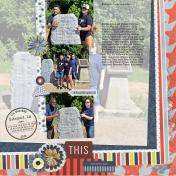 Family Album 2019: Road Trip 01 Bonnie & Clyde Memorial