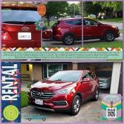 2019 Road Trip Album, Page 01- Rental SUV