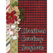 Christmas Caroling Songbook Cover Page
