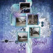 Family Album 2015: Snow!