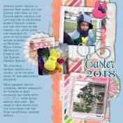 Family Album 2018: Easter
