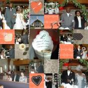 Family Album 2012: Nepwhe's Wedding, Left
