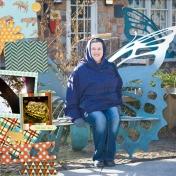 Dallas Zoo/Tina's 38th Birthday Album: Title Page