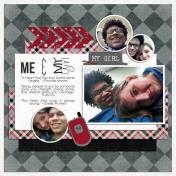 Tristan's 2014 Senior Album: Me & My Girl