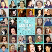 All About Me- Tina (Front Cover)