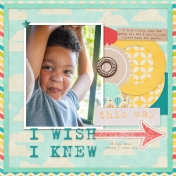 Family Album 2012: I Wish I Knew