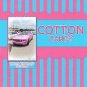 Family Album 2014: Cotton Candy Car