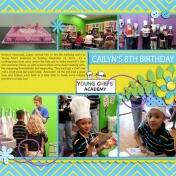 Family Album 2013: Cailyn's 8th Birthday (Ashton)