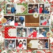 Family Album 2007: Christmas Day
