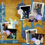 Family Album 2014: Christmas Caroling
