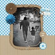Family Album 2009: Dad