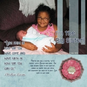 Ashton Baby Book 2005: Big Sister