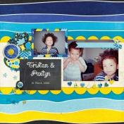 Family Album 2000: Tristan & Paxtyn