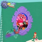 Paxtyn 2015: Disney- Meeting Ariel
