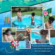 Family Album 2008: Splash, Page 1