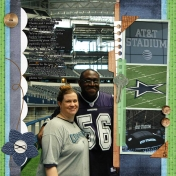 Family Album 2015: AT&T Stadium Photowalk