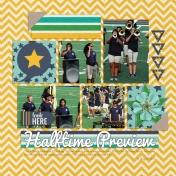 Paxtyn Senior Album 2016: Halftime Preview