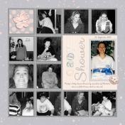 Paxtyn Baby Album: Baby Shower