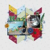 Family Album 2015: Kaz