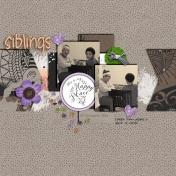 Family Album 2015: Siblings