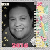 All About Me: Tina- 2016- New Year's Resolutions