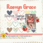 Raevyn Grace 2021