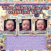 the many faces of Viv