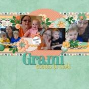 Grami Visits