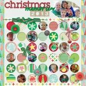 Christmas Memories 2013