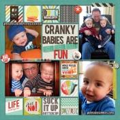cranky babies