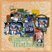 Tugaloo Triathalon