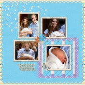 Welcome Prince George