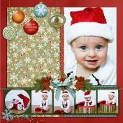 Gavin's First Christmas