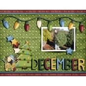 2013 Grammy Calendar- December