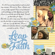 Leap of Faith
