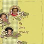 My Little Monkey