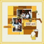 Boozy beer