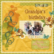 grandpa's Birthday