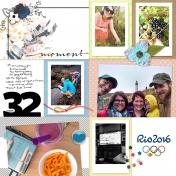 2016 Week 32b- August