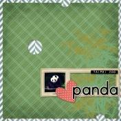 Heart Panda
