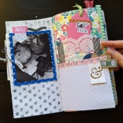 Sweet Junk Journal Layout
