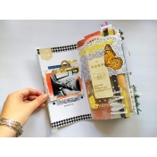You & Me Junk Journal Layout