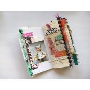Treasure This Junk Journal Layout