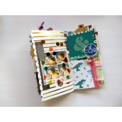 This Is Our Life Junk Journal Layout