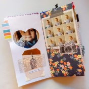 Be One of a Kind Junk Journal