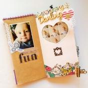 Darling Junk Journal
