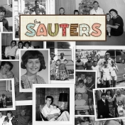 The Sauters Cover Page