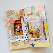 All Smiles Junk Journal